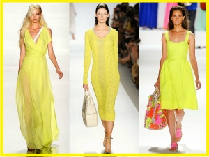 I see your True Colors ♫: Tendencias de color para primavera 2012!