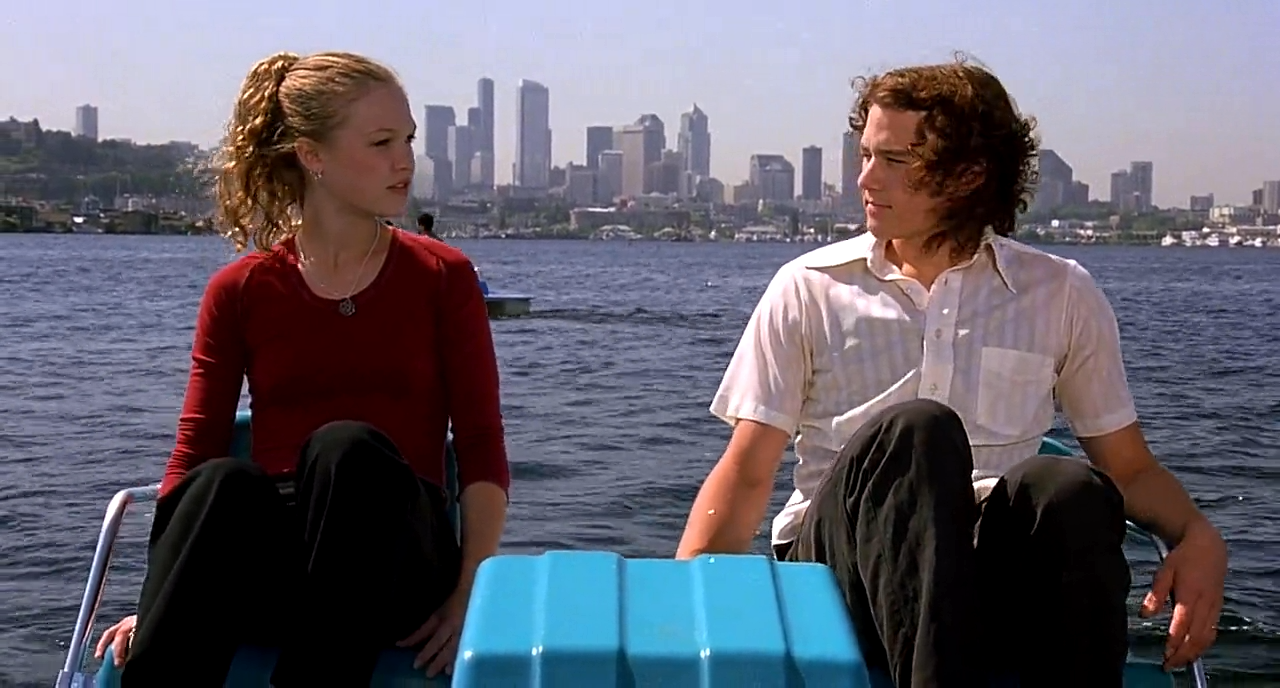 Ten Things I Hate About You Film Stills: What Did I Learn From: 10 Things I Hate About YOU!